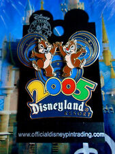 Disney Chip Dale 2005 Collection Pin
