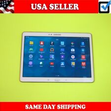 "Samsung Galaxy Tab S SM-T807V 10.5"" 16GB Wi-Fi+4G (Verizon) Unlocked Read"