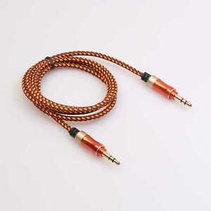 AUX Auxiliary 3.5mm Cable Male to Male Car Audio Cord For cell phone MP3 PDA