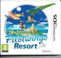 Pilotwings Resort Nintendo 3DS PAL UK - Pegi 3