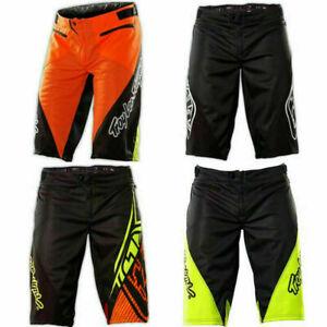 Fox Racing Shorts Men's MTB DH Mountain Bike Demo Shorts Summer Shorts UK T-6