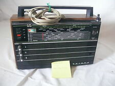 Vintage Selena 5 Band Radio  Russian --- Not working