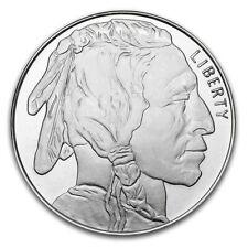 1 oz silver buffalo round .999 fine Golden State Mint