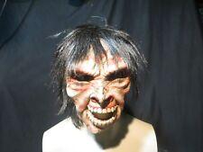 Mr Living Dead Zombie Latex Mask Zagone Studios.UK Stock,Video Clip.