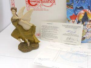 Enchantica Spring Fairy MIMMER EN 2112 1994 Collectors Piece BOXED