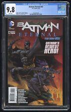 Batman Eternal #42 CGC 9.8 (DC 4/14) 1st cover appearance of Bluebird; New 52