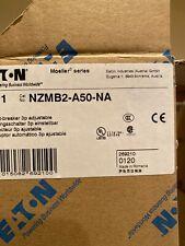 NZMB2-A50-NA.   Eaton. Circuit Breaker