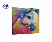 Beautiful Horse Oil Painting on Canvas - Special Edition - Framed  Unframed