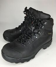 Women's Garmont Gore-Tex Dark Brown Leather Hiking Boots Size 7.5 US