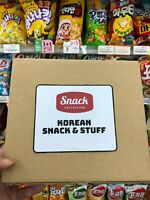 Kfood Random Snack Box Chips/Pies/Jellies/Candies/Snacks Korean food + kpop gift