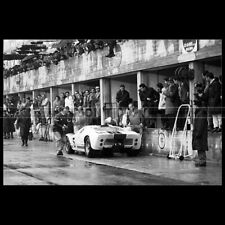Photo A.013064 FORD GT 40 MK2 GREGORY-WHITMORE 1000 KM MONZA 1966