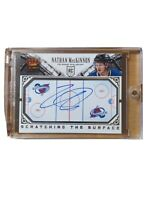 Nathan Mackinnon 2013-14 Panini Scratching the Surface Auto Rookie RC Avalanche