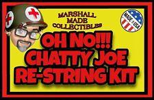 Vintage Hasbro GI JOE Palitoy ACTION MAN Talking Figure Re-String Kit