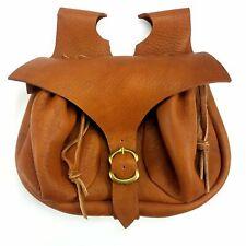 Campaign Leather Renaissance Belt Pouch