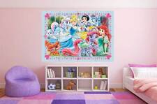 PRINCESSES DISNEY PRINCESS LITTLE PONY Poster Grand format A0 Large Print
