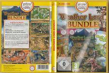 PC Spiel Weather Lord  1-7 Klick Management 7 Spiele