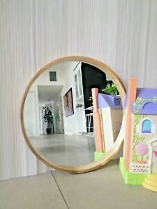 Round wood frame 80 CM  NEW. WAS $240 NOW $150