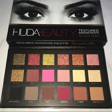 NEW  Beauty Textured Eye Shadows Palette Rose Gold Edition 18 Colours