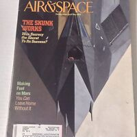 Air & Space Magazine The Skunk Works Fuel On Mars April/May 1994 072017nonrh