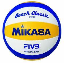 Pallone Mikasa Beach Volley Vx30 5 Blu/giallo/bianco