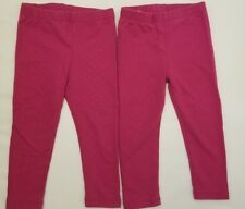 Baby Gap 2t Girl French Terry Legging 2 Pieces
