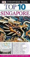 DK Eyewitness Top 10 Travel Guide: Singapore by Dorling Kindersley Ltd Book