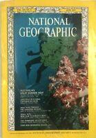 Vintage National Geographic Magazine June 1973 Vol. 143 No. 6