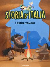 Storia d'Italia1-I primi Italiani.Le grandi iniziative Mondadori-Tv Sorrisi e