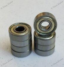 8 pack 608ZZ 8x22x7mm ABEC5 Bearings for Roller Skate Scooter Skateboard Wheels