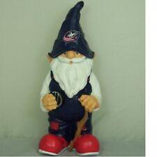 "COLUMBUS BLUE JACKETS NHL Garden Gnome - 11"" Male"