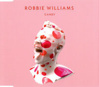 Robbie Williams – Candy CD Single Island Records 2012 NEW