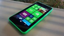 BNIB Nokia Lumia 635 8GB WiFi Green Sim Free GPS Unlocked Windows Camera Phone