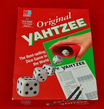 2 players Strategy Yahtzee Board & Traditional Games