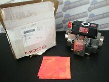 Moog 72 Series - 072K4159A, 515K0Fm4Vbhn, C85576 Electro-Hydraulic Servo Valve