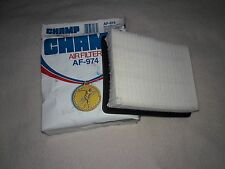 New!!! Champ Air Filter to CHEVROLET, PONTIAC BUICK  2005 ....