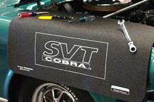 Ford Black SVT Cobra car mechanics fender cover paint protector vintage style