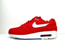 Nike Air Max 1 By You ID Mens Shoes Red UK 8 EUR 42.5 US 9 CN9671 991