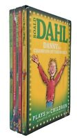 Roald Dahl Plays for Children Collection 5 Books Twits Fantastic Mr Fox New