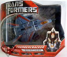 "THUNDERCRACKER Transformers Movie 1 Voyager Class 7"" inch Decepticon Figure 2007"