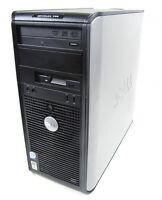 Dell OptiPlex 745 Mini Tower Computer, Dual Core2 2.4GHz 4GB 80GB W7/10 & more