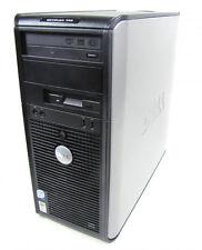 Dell OptiPlex GX620 Mini Tower Computer, Pentium D 3.0GHz, 2GB, 80GB, W7 & more