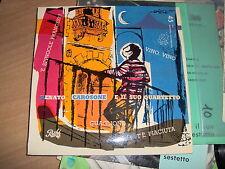 """7"""" EP RENATO CAROSONE E IL SUO QUARTETTO EP GQ528/1957 GUAGLIONE MINT P. HOFFER"""