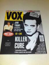 VOX MAGAZINE #20 - THE JAM - May 1992