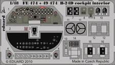 Eduard zoom FE474 1/48 revell monogram B-24D liberator s.a.
