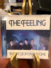 THE FEELING - TWELVE STOPS AND HOME (CD,2007) Import/NEW
