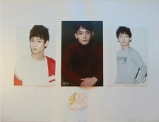 EXO CHEN Official Photo Set (SMART, SING FOR YOU, MAMA) UK KPOP