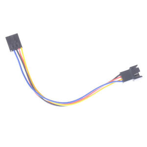 5 pin to 4 pin Fan Connector Adapter Convertion Line Extension Cable For Dell_bc