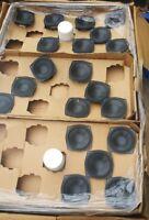 NEW 3 lot Peerless midrange woofer speaker truck car audio Made In Denmark