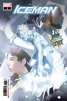 Iceman #1 (of 5) Comic Book 2018 - Marvel