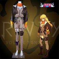 Details about  /RWBY Vol.7 Yang Xiao Long Cosplay Costume Women Fancy Dress Comic Con Suit